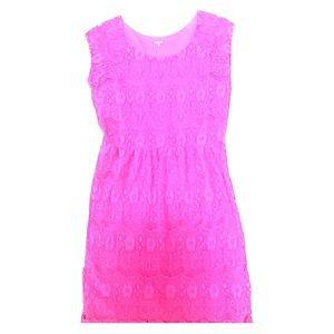 Garnet Hill lace dress